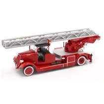 Diecast Car 1/43: Truck - Delahaye Type 103 Fire Department, 1937 Photo