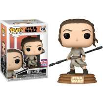 POP!: Star Wars - Rey Jakku (SDCC 2021 Exclusive) Photo