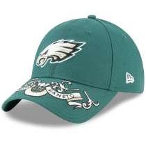Hat: NFL - Philadelphia Eagles Draft On-Stage Official 9TWENTY (Women) Photo