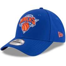 Hat: NBA - New York Knicks Blue Official Team Color 9FORTY Photo
