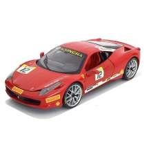 Diecast Car 1/18: Street Cars - Ferrari 458 Challenge, 2011 Photo
