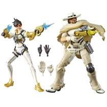 Action Figure: Overwatch - Tracer and McCree Photo