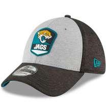 Hat: NBA - Jacksonville Jaguars Gray/Black Road Official 39THIRTY Photo