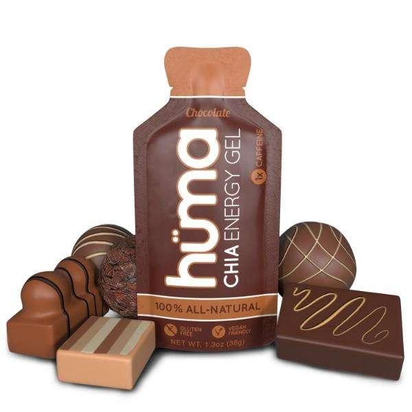 Single Huma Gel Chocolate Photo