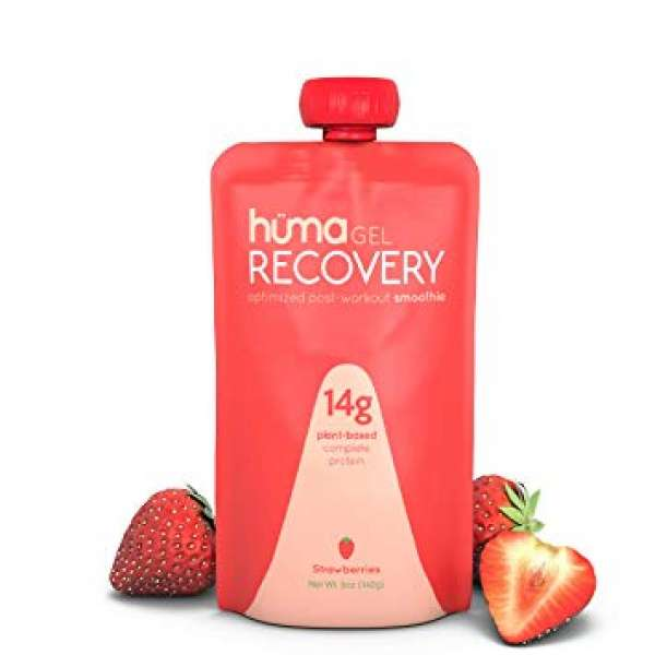 Single Huma Gel Recovery Strawberries Photo