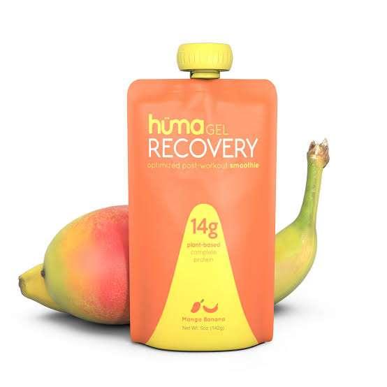 Single Huma Gel Recovery Mango Banana Photo