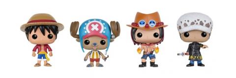 Funko Pop! Baru, Koleksi ONE PIECE