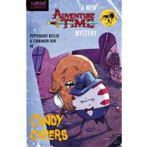 Graphic Novel: Adventure time - Candy Capers Photo