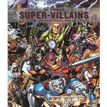 Book: DC Comics Super Villains - The Complete Visual History Photo