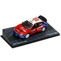 Diecast Car 1/43: Rally - Citroen Xsara WRC No.4, 2004 Photo