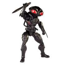 Action Figure: Aquaman - Black Manta Photo