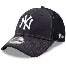 Hat: MLB - New York Yankees Heathered Navy 9FORTY (Youth) Photo