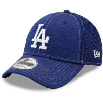 Hat: MLB - Los Angeles Dodgers Heathered Royal 9FORTY (Youth) Photo