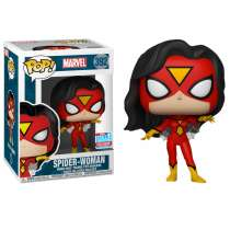 POP!: Marvel - Spider Woman Classic (2018 NYCC Exclusive) Photo