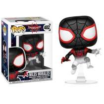 POP!: Spider Man - Miles Morales Translucent (Exclusive) Photo