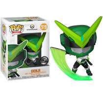 POP!: Overwatch - Sentai Genji (Blizzard Exclusive) Photo