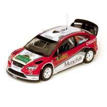 Diecast Car 1/18: Rally - Ford Focus RS WRC08 #9, 2009 Photo