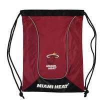 Bag: NBA - Miami Heat Red Doubleheader Backsack Photo