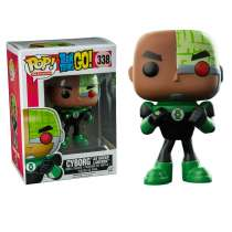 POP!: Teen Titans Go! - Cyborg Green Lantern (Exclusive) Photo