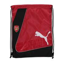 Bag: Soccer - Arsenal Red Club Drawstring Backpack Photo