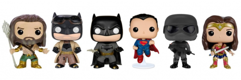 BATMAN vs SUPERMAN Segera Hadir di Mainan Jebo